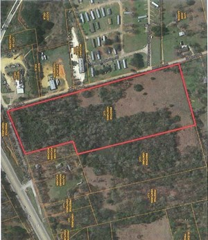 COMMERCIAL LAND 18 ACRES FOR SALE IN ANDERSON COUNTY
