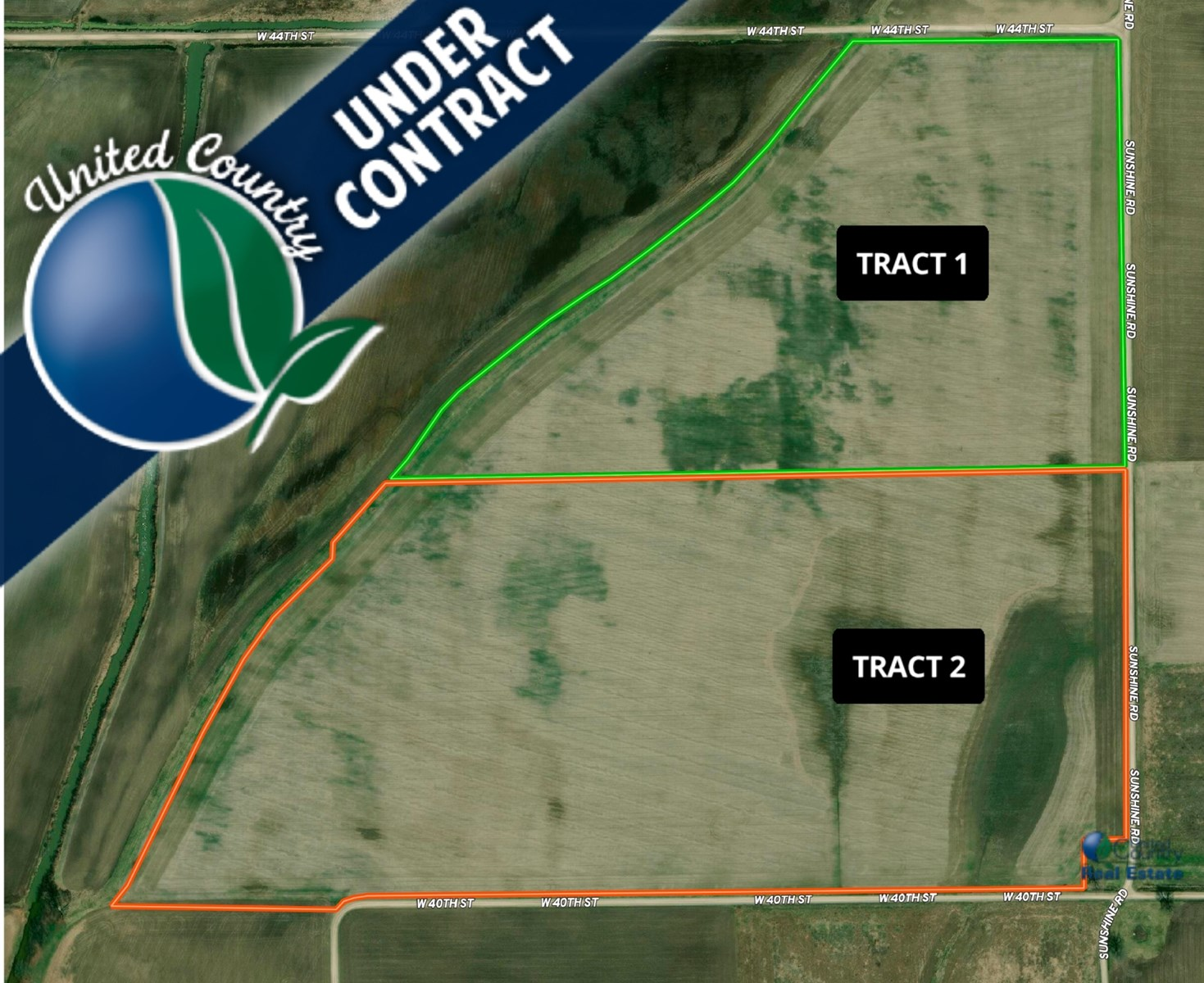Online Auction Missouri River Bottom Crop Land For Sale