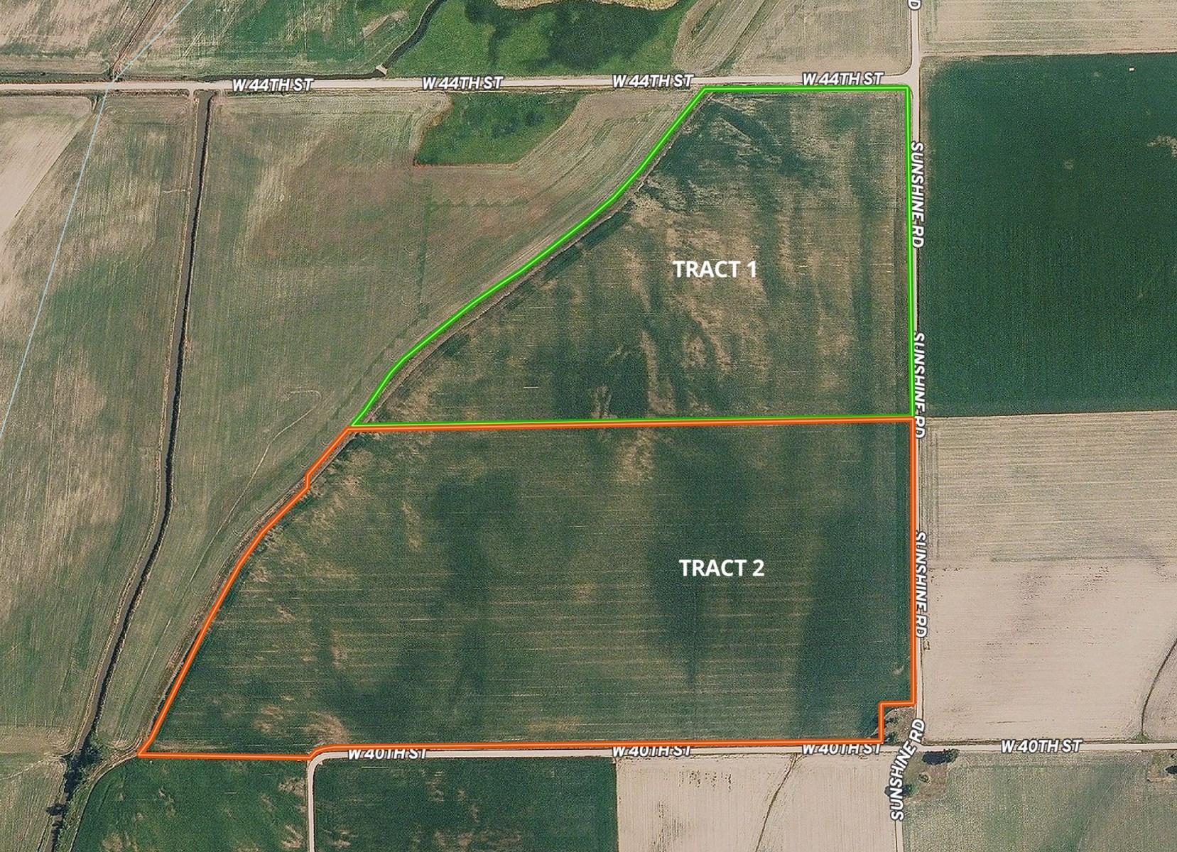 Online Auction Missouri River Bottom Crop Land For Sale