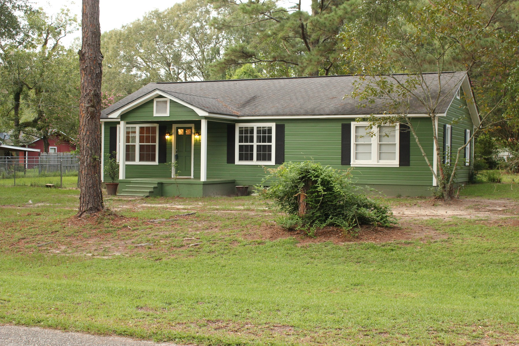 Country Home For Sale in Dale County Alabama