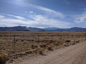 OPEN LAND NEXT TO PUBLIC LAND SANGRE DE CRISTO MTN VIEWS