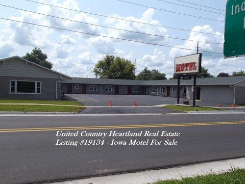Iowa Motel For Sale