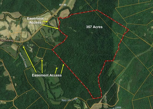 Hunting, Timber, Investment, Creeks, Recreation, Kentucky