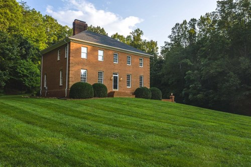 Lovely Brick Colonial Home for Sale in Germanton NC!