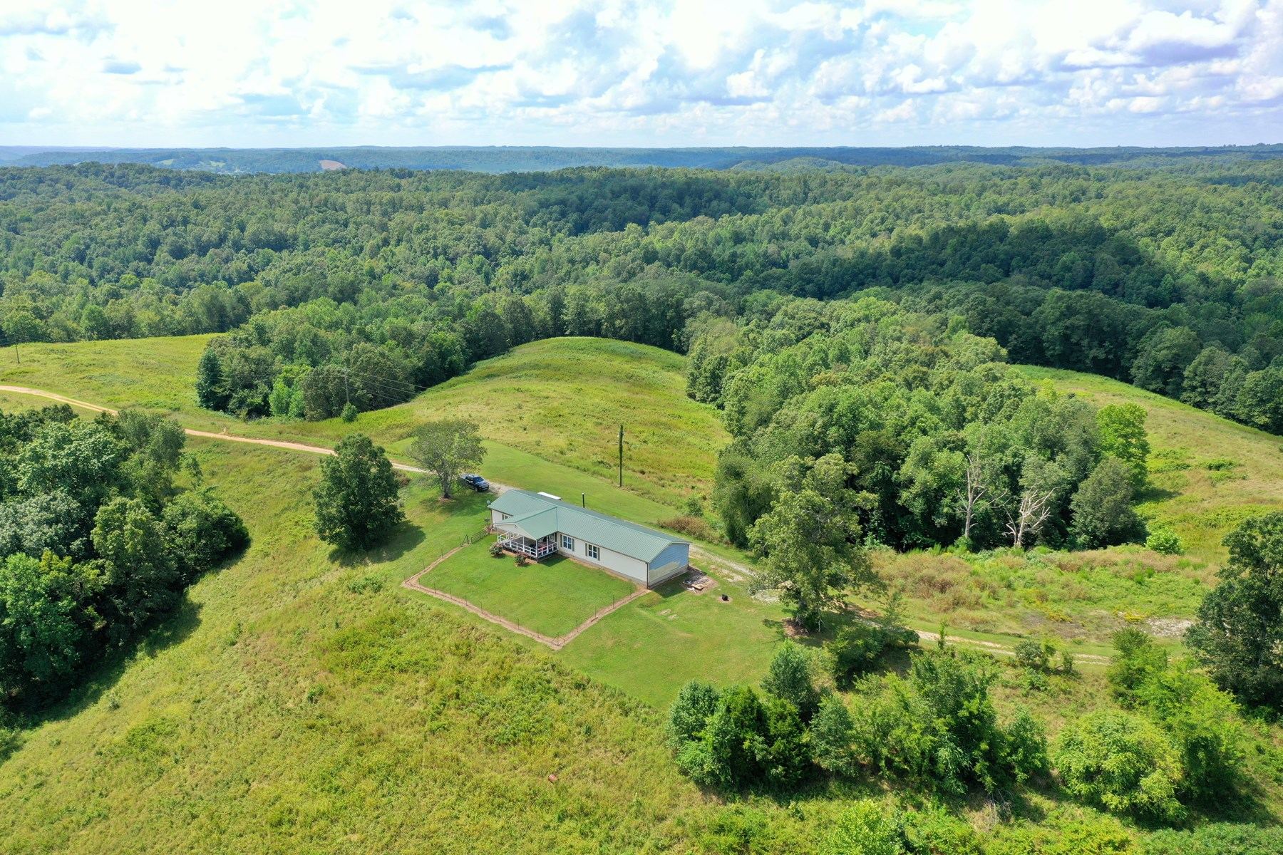 101.5 Ac with a scenic view