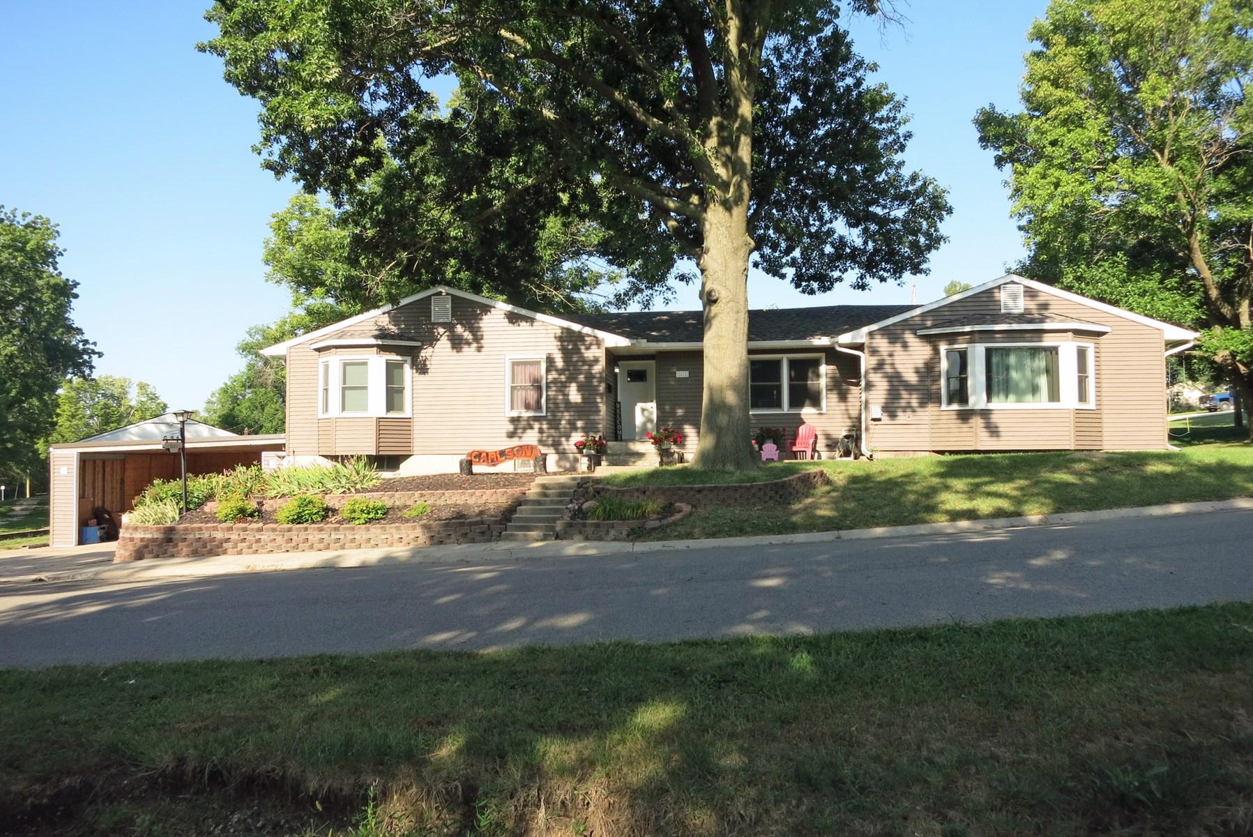 Ranch Home in Bethany Missouri