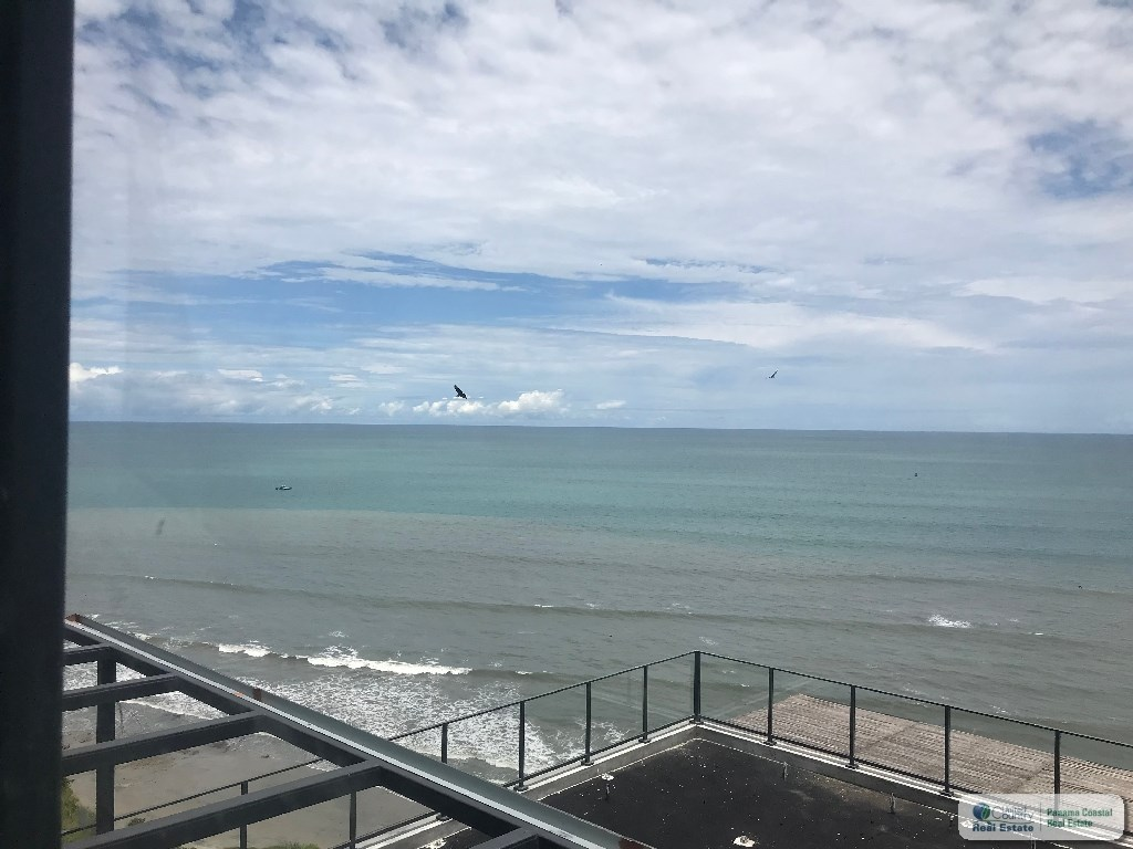 BEACH FRONT PENTHOUSE FOR SALE