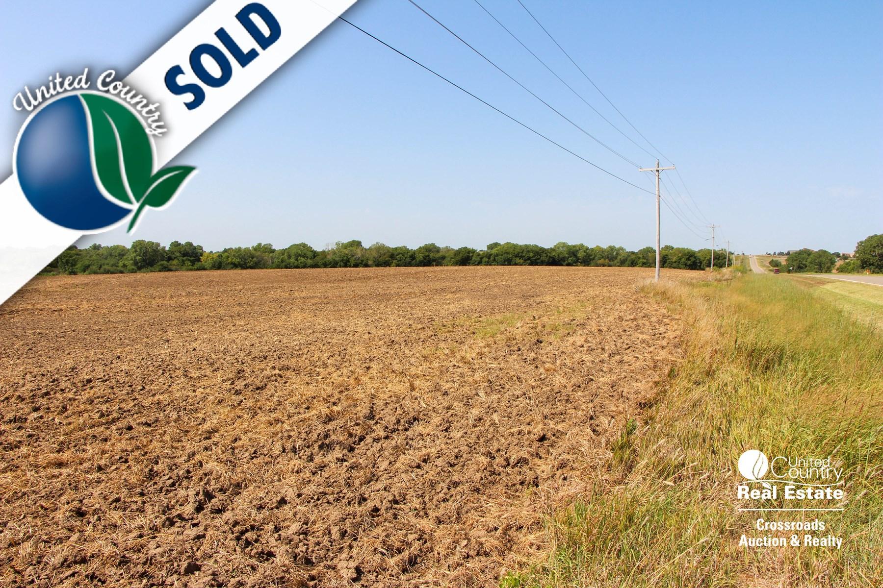 Salina Kansas Development Land For Sale in Saline County