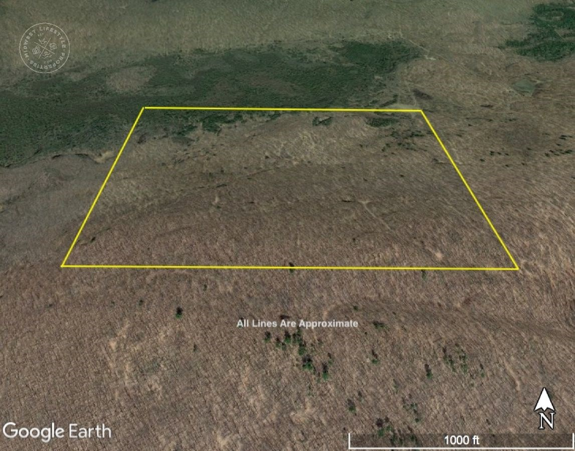 Remote buildable hunting and recreational acreage