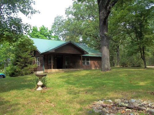 For Sale Hunting Log Home Land Cabin Pole Barn workshop