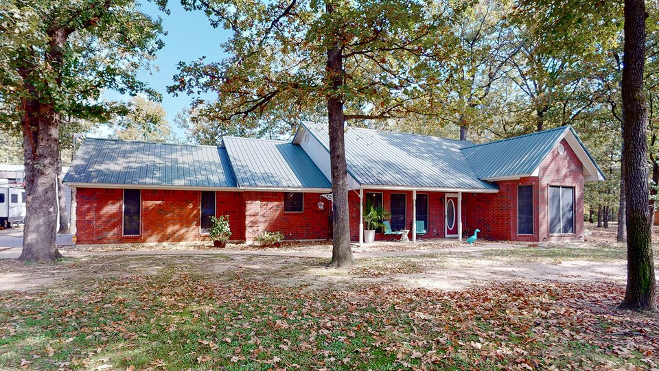 Country Home For Sale In Powderly Texas Lamar County