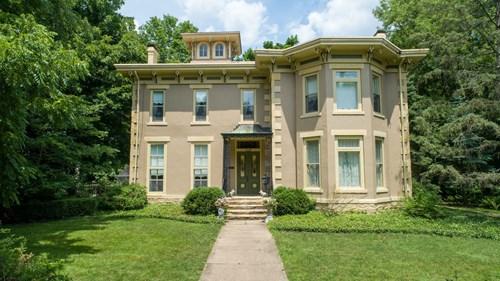 Historic Italianate Victorian Home