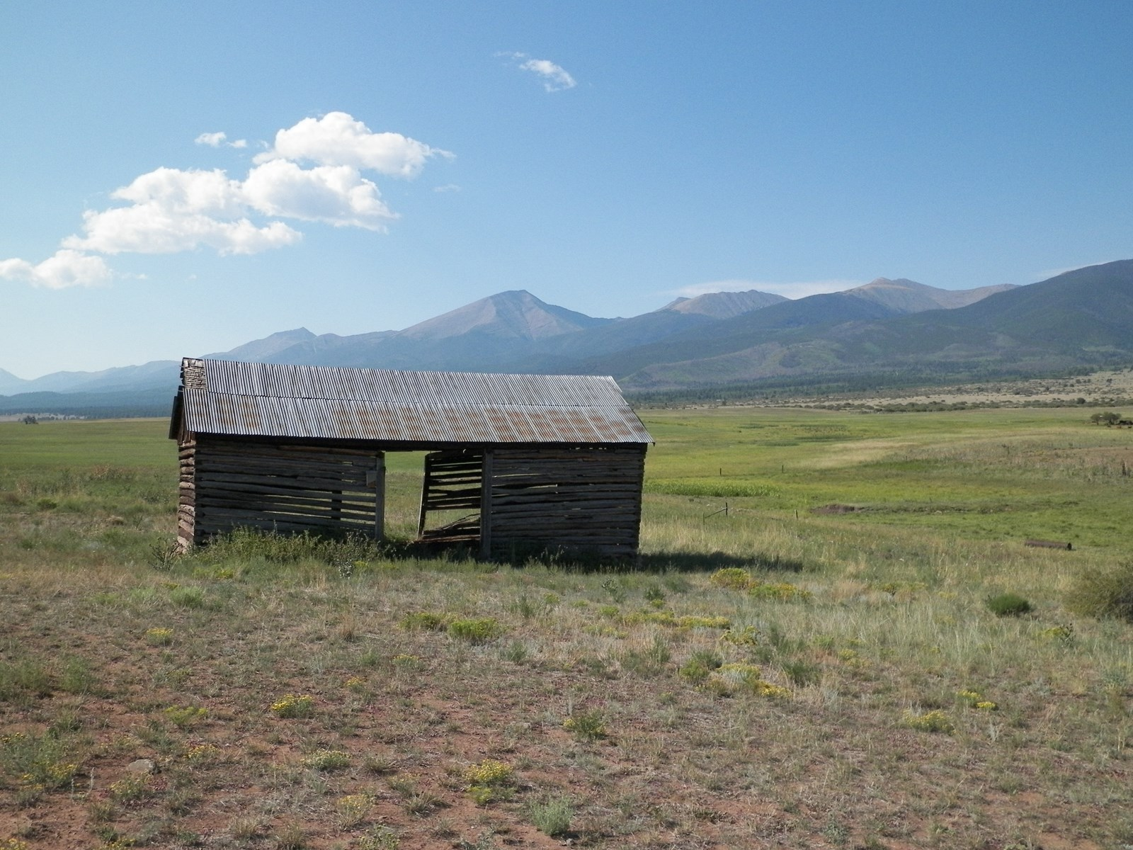 CO Sangre de Cristo Mountain Range Shared Ranch For Sale
