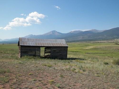 CO Sangre de Cristo Mountain Range Shared Ranch For Sale