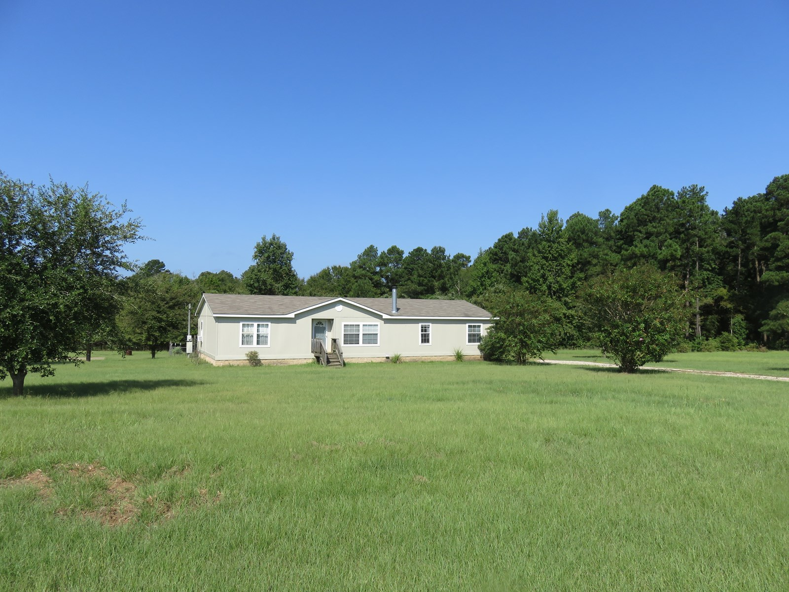 MOBILE HOME PLUS 2 ACRES FOR SALE IN ANDERSON COUNTY