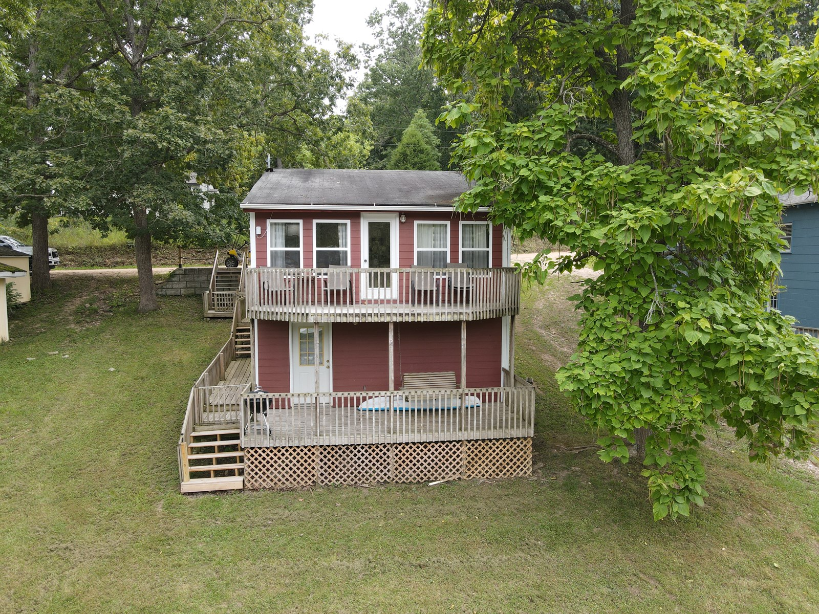 Lake of the Ozarks, Edwards, MO Home for Sale