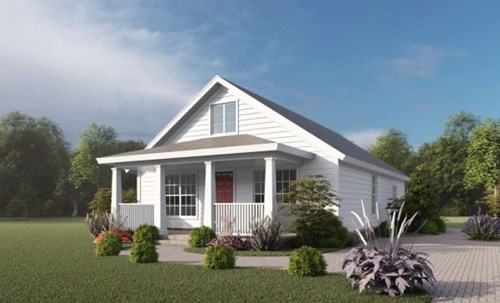 New Built Home in Town for Sale, in Hohenwald, Tennessee