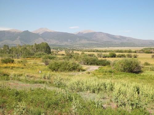 For Sale Ranch CO Mountain Views Sangre de Cristo Streams