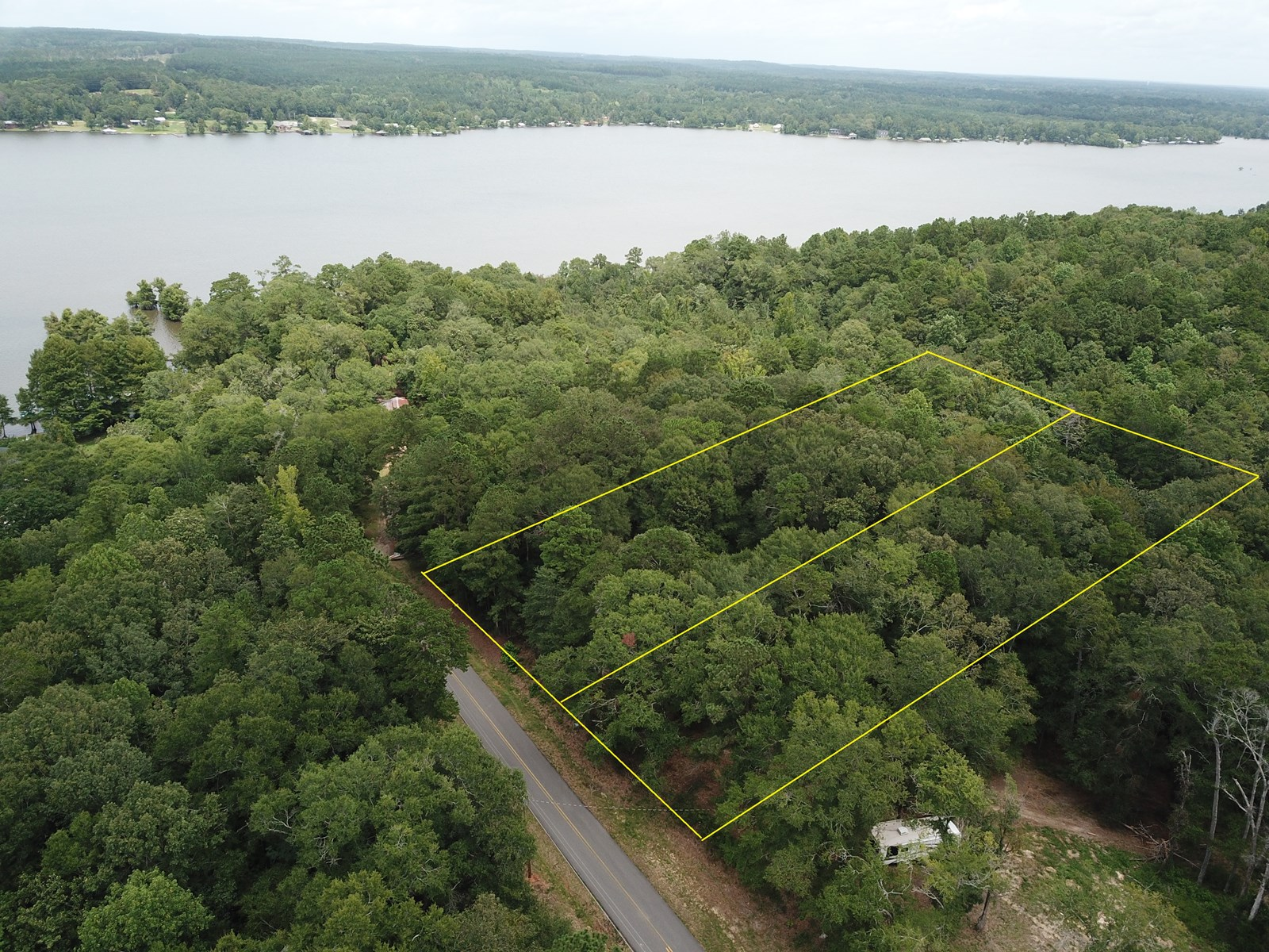 1 acre Lot of Land - Gantt Lake - Covington County Alabama