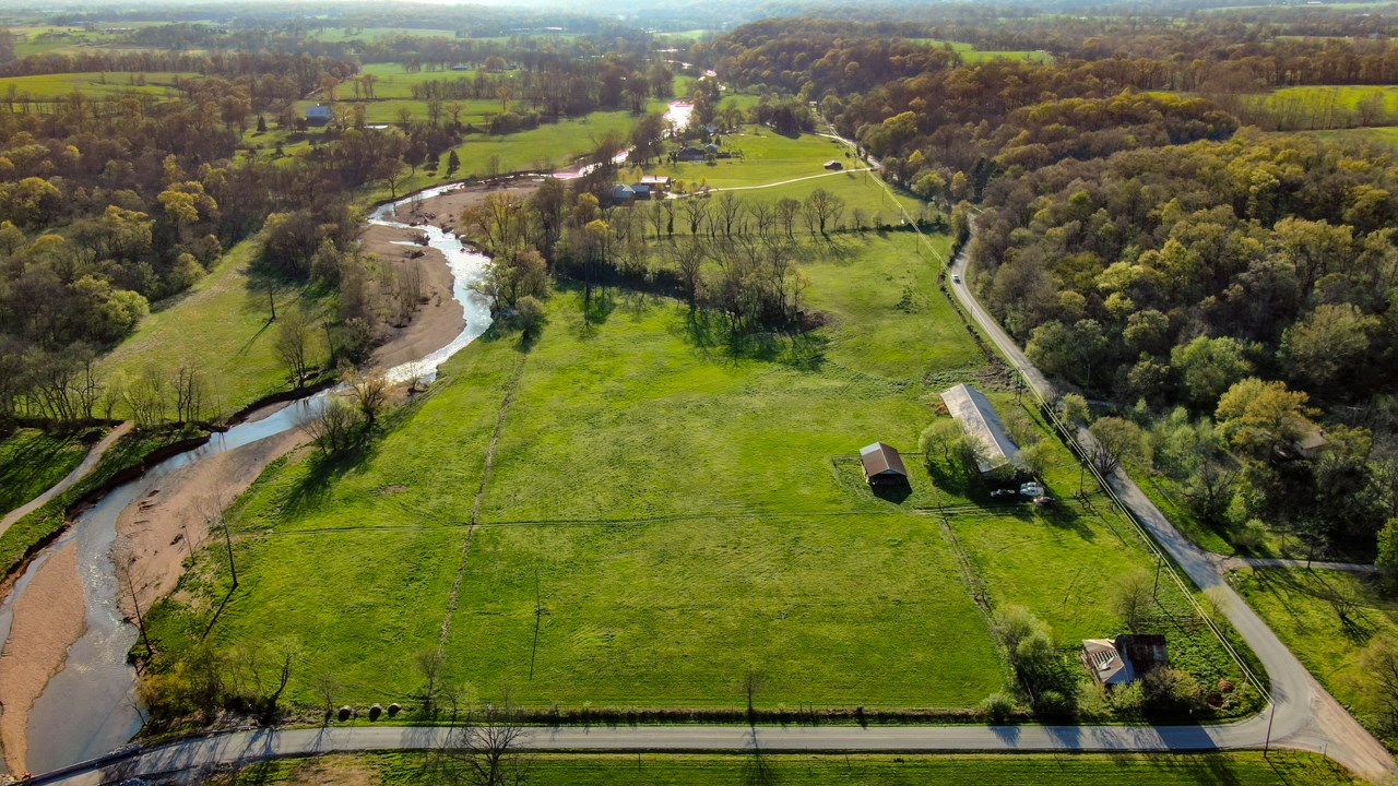 Spavinaw Creek Property For Sale