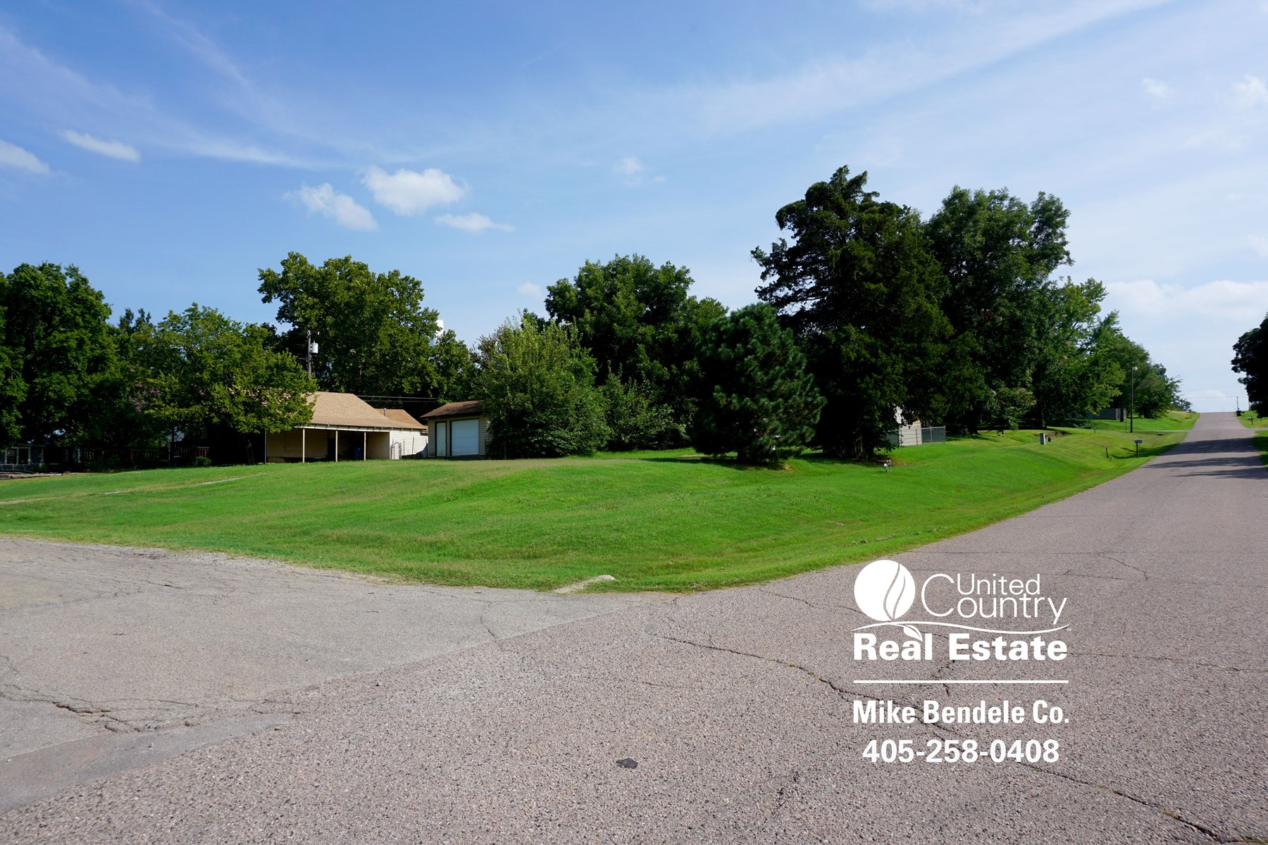 2 Lots for Sale to build on, Chandler, Central Oklahoma