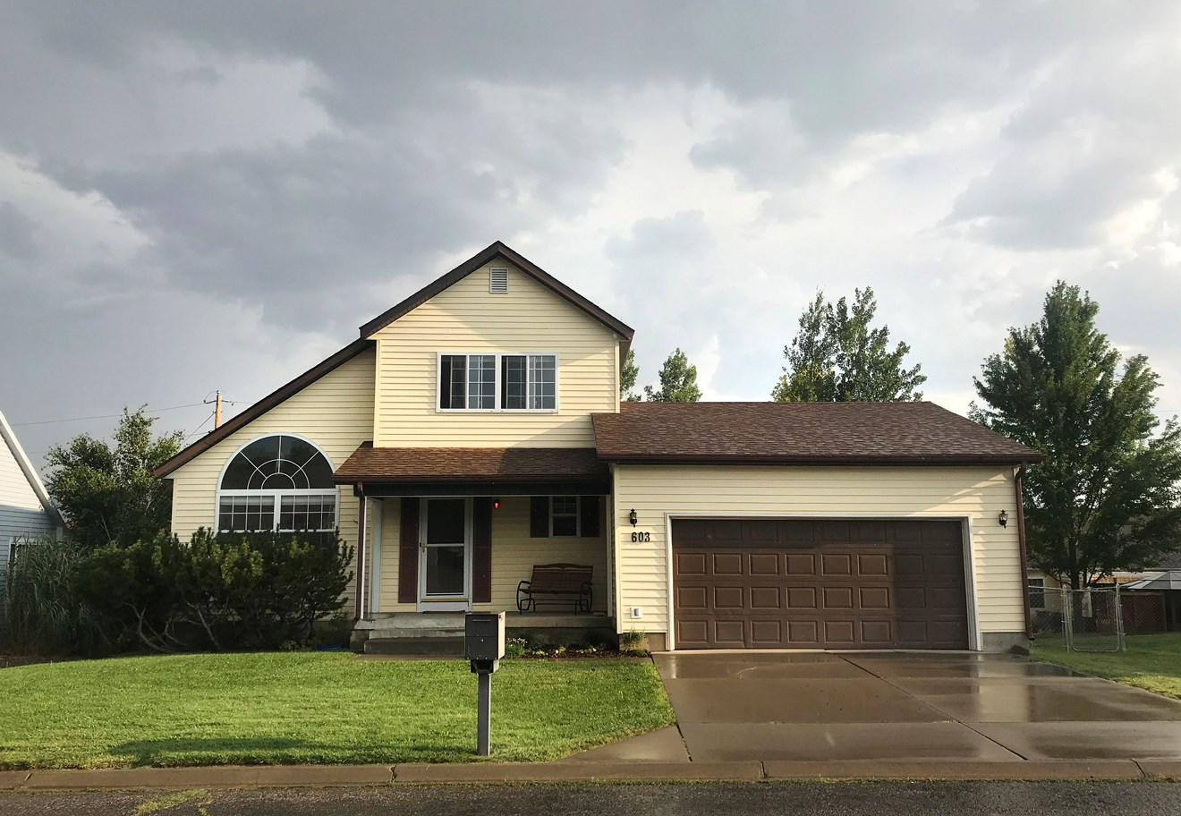 4 BR/4 BA home in desirable neighborhood in Cortez, CO