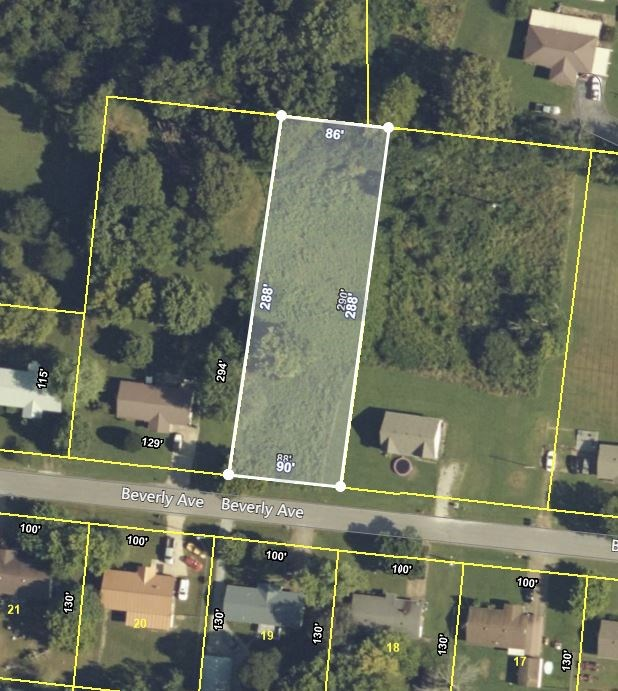 Residential City Lot for Sale in Hohenwald, Tennessee
