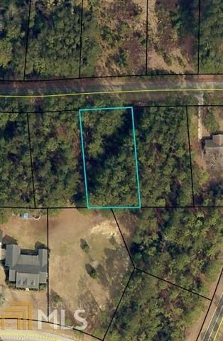 Lot for Sale in Sylvan Heights Subdivision of Sylvania, GA