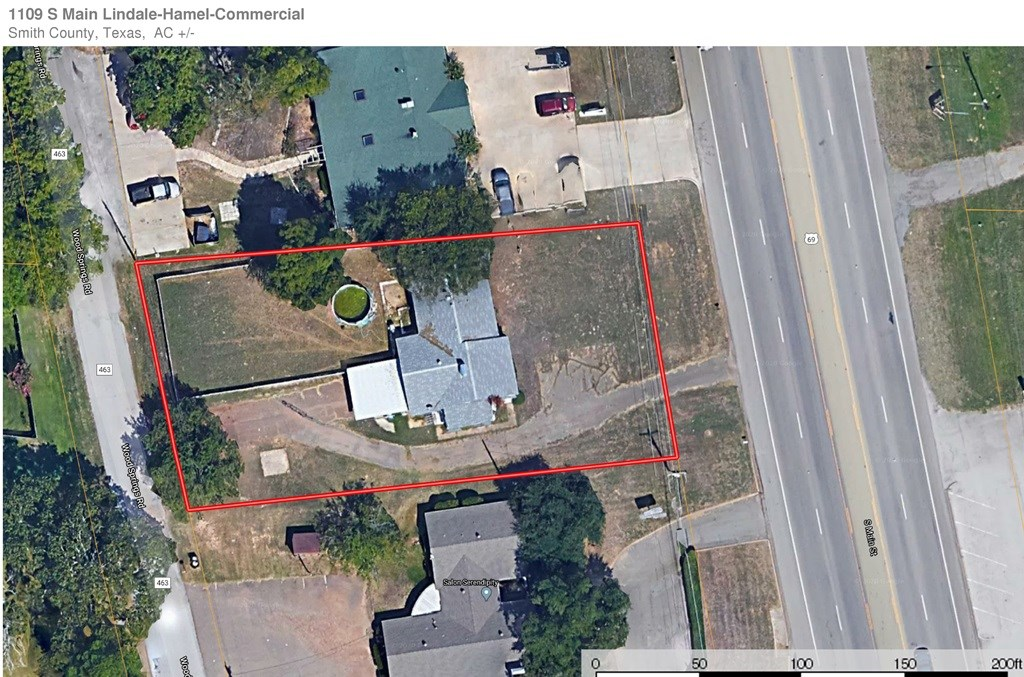 PRIME COMMERCIAL PROPERTY FOR SALE IN EAST TX | HWY FRONTAGE