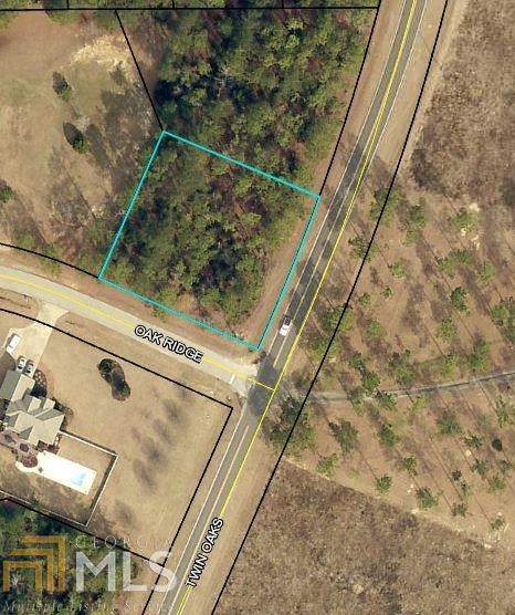 Single family lot for sale in Sylvan Heights of Sylvania, GA