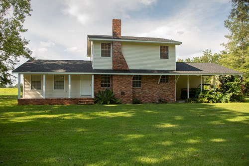 41.03 Acre Home, Farm and Bomb Shelter