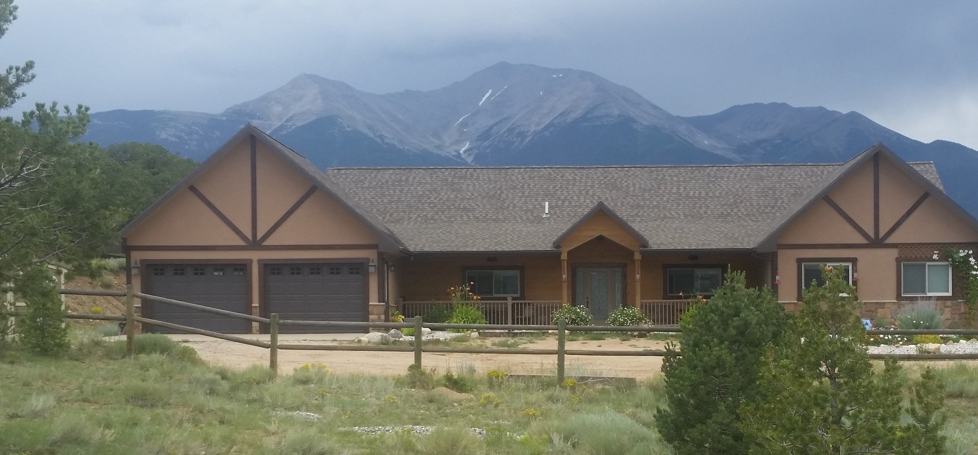 Buena Vista, Colorado Home with Acreage for Sale