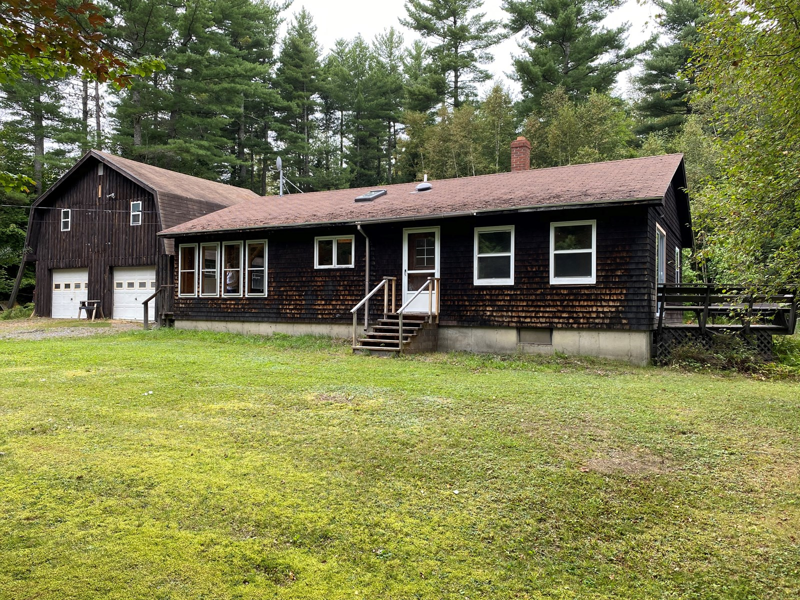 Country Home for Sale in Piscataquis County
