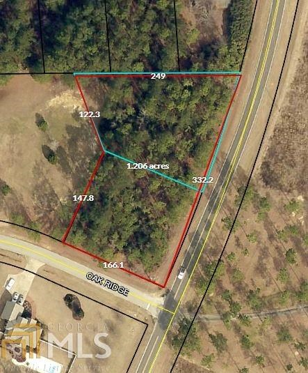 Over 1 acre for Sale in Sylvan Heights of Sylvania, GA