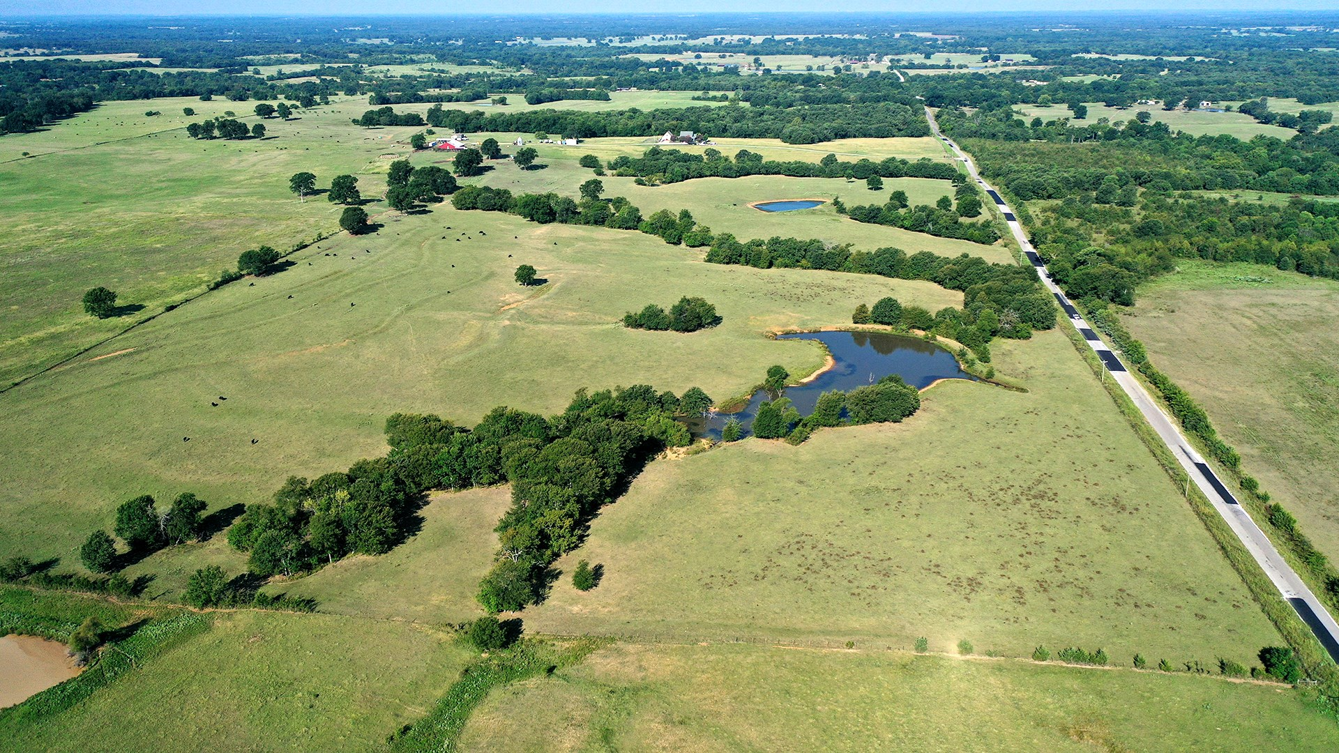 Large Recreational Ranch For Sale in SE Oklahoma