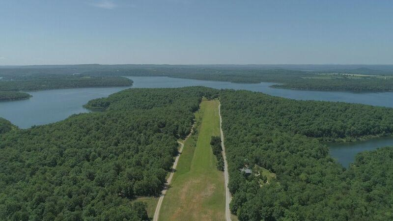 3 Lots in Lakeshore Acres Subdivision on Bull Shoals Lake
