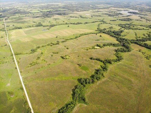 Land For Sale in North Missouri