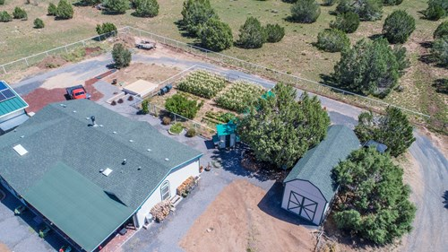 Off-grid Home WITH Well for Sale Borders Public Land