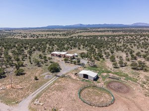 LINCOLN COUNTY, CORONA, NEW MEXICO HORSE PROPERTY FOR SALE