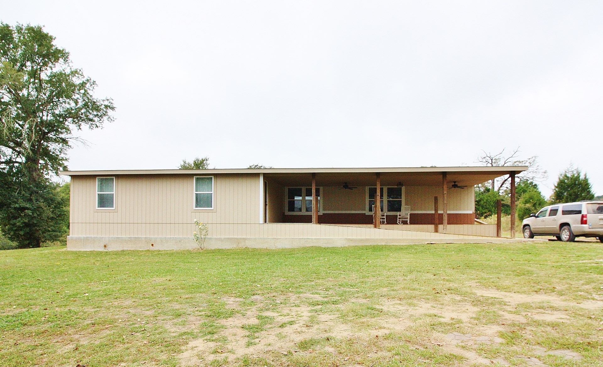 Two Homes on Acreage in Leon County, TX