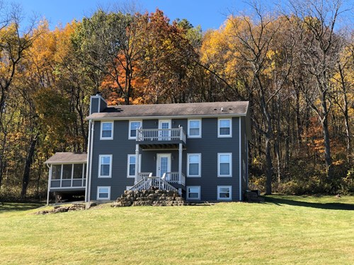 Galena Territory Farm House for sale