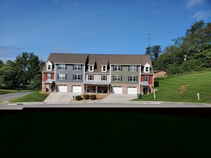 TOWNHOUSES IN TOWN FOR SALE IN ABINGDON VA!
