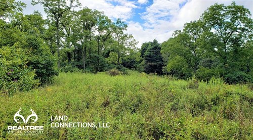40 Acres of Ohio  Hunting Land bordering Wayne Nat'l Forest