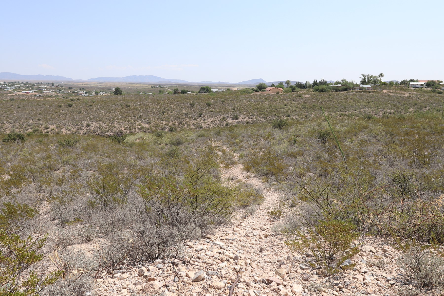 Scenic Lot in historic Tombstone