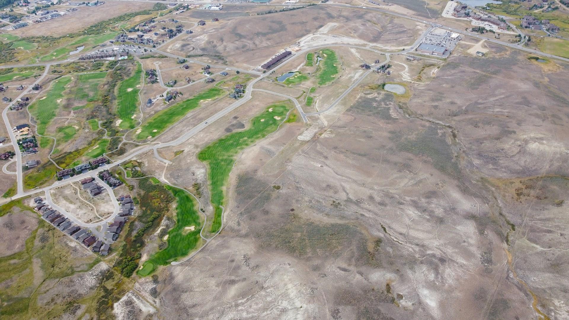 LAND AUCTION! Granby CO development land for sale