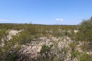SCENIC LOT IN HISTORICAL TOMBSTONE,