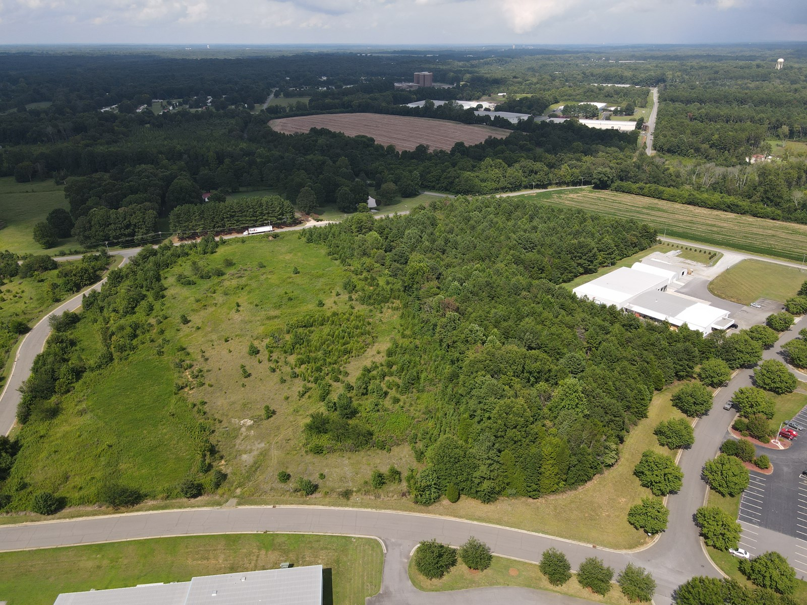 Commercial & Industrial Lots For Sale in Salisbury NC