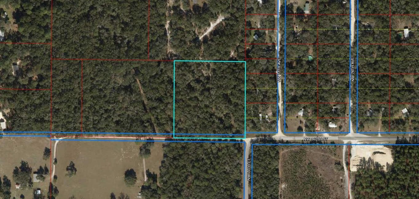 5.67 HEAVILY TREED ACRES IN LEVY COUNTY, FL FOR SALE!
