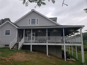 3 BEDROOM RAISED RANCH, LOCATED IN CORTLAND CO. NY, 190 AC