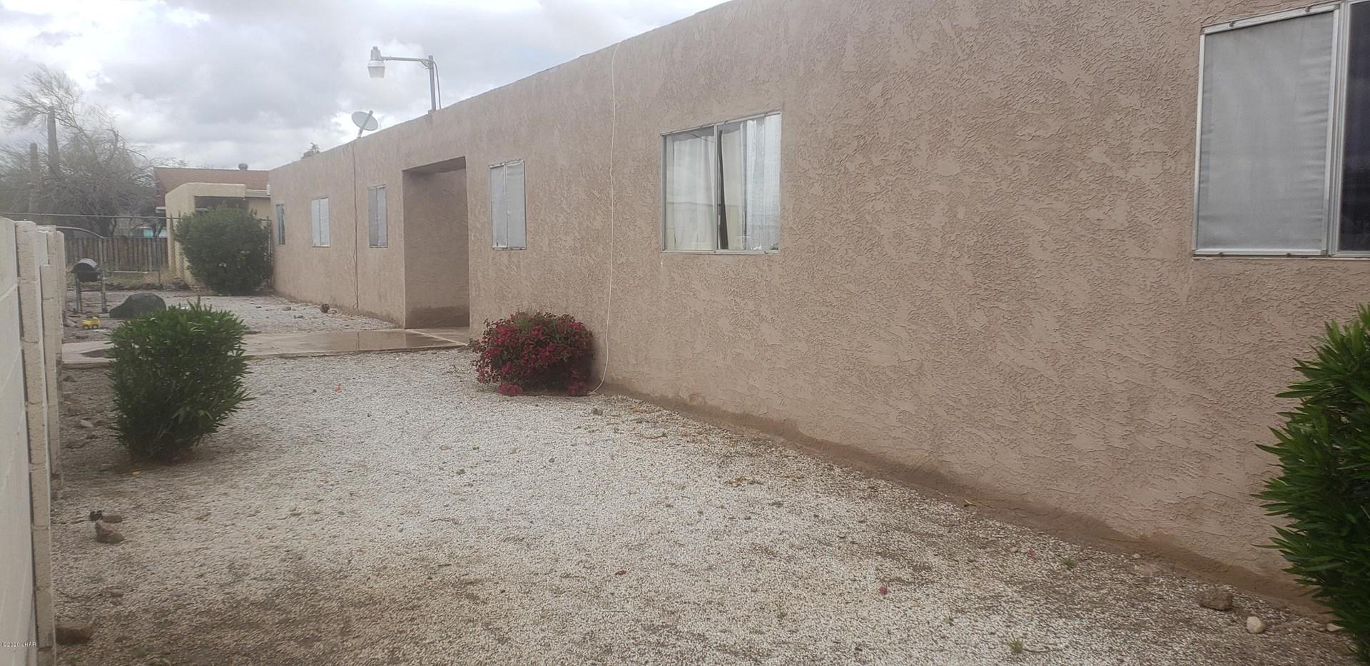 Parker Arizona Investment Property 8 Unit Apartment Building